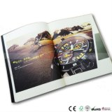 Impression de livre de magasin d'impression de catalogue d'impression de livret explicatif d'impression de brochure