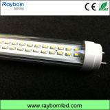 도매업자 최고 가격 높은 광도 높은 루멘 SMD T8 LED 관