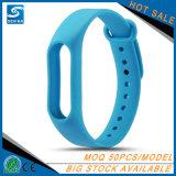 Faixa de relógio de borracha do Wristband do silicone para a faixa 2 de Xiaomi MI