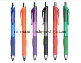 Crayon lecteur de bille en plastique bon marché de vente chaud de transport gratuit promotionnel avec le logo