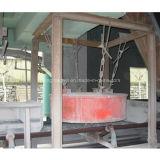 Type rond séparateur électromagnétique de l'exploitation minière pour les fers à repasser