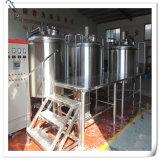 ビールBrewhouseまたはマイクロビールビール醸造所の/Red銅の商業ビール醸造装置