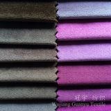 ソファーのための極度の柔らかいホーム織物の不足分の山のビロードファブリック