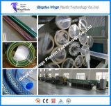 유연한 PVC 정원 호스 밀어남 기계, 기계장치를 만드는 PVC 섬유 관