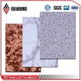 Paneling de mármore ACP da parede do olhar para o revestimento (AE-505)
