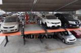 Un tipo idraulico parcheggio automatico dei 2 pavimenti dell'elevatore dell'automobile con 2300kg 2700kg 3200kg