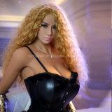 165cm完全なボディTPEのシリコーン大きい胸の性の人形の大人の人の性のおもちゃ