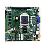 Набор микросхем Mainboard H81 обработчика LGA1150 Intel Intel I3/I5/I7 поддержки для настольного компьютера