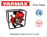 Yarmax pompa ad acqua diesel del ghisa da 3 pollici