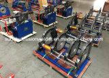 Machine hydraulique de soudure par fusion de bout de Sud400h pour la pipe de HDPE