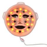 Перезаряжаемые 3D маска массажа массажа СИД IPL лицевая для Anti-Aging удаления морщинки и подмолаживания кожи с переходникой Wy-1003 USB