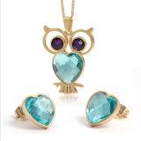 Toebehoren van de Juwelen van de Manier van de Juwelen van het roestvrij staal de Vastgestelde (hdx1084)