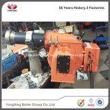 Queimador de petróleo leve energy-saving automático industrial para a caldeira de vapor