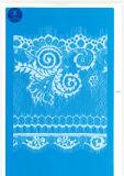 Eyelash rendas para vestuário/capa/sapatos/saco/Caso J038 (largura: 4,5cm-23cm)