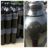 Jp ISO de la marque 40L du vérin d'oxygène de l'exportation de l'Iran