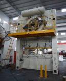 Máquina mecânica aluída dobro lateral reta da imprensa de 600 toneladas