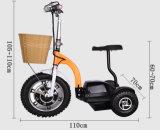 Pequeñas vespas eléctricas de la rueda de calidad superior 500W 3 para la venta barato