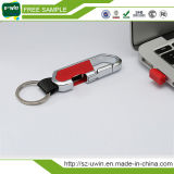 Disco Flash USB de couro/Pen Drive USB