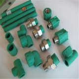 플라스틱 이음쇠 PPR 배관공사는 PPR 관과 이음쇠를 배관한다
