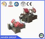 GB4280 수평한 두 배 란 강철 밴드 Sawing 기계