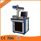 система маркировки лазера волокна 50W для Nylon печатной машины