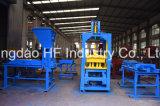 Sable concret hydraulique semi automatique Interock de la colle Qt3-20 pavant le bloc faisant la machine