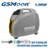 générateur silencieux d'inverseur de Digitals de gaz de pouvoir de 1.0kVA 4-Stroke avec EPA