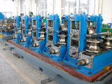 El fabricante de China soldó el rodillo del tubo que formaba la máquina