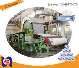 Máquina de papel enorme de tejido de Rolls del padre para el papel de las servilletas del tocador