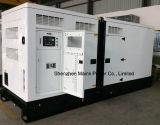 генератор резервное 310kVA 250kw 280kVA 224kw Cummins звукоизоляционный тепловозный