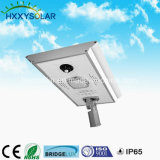 New Arrival All in One LED Solar Street Light 15W