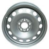 4Tx16 (4-100) Черный стальной колесный диск