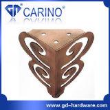 (J216) 의자와 소파 다리를 위한 알루미늄 소파 다리