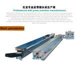 中国の製造業者Holoベルトの加硫機械