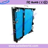 P4 de alquiler en el interior de color completo panel de pantalla LED Board con 512x512mm Die-Casting Gabinete para la etapa