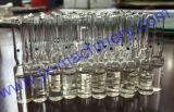 薬剤機械アンプルのクリーニング、殺菌し、乾燥し、密封機械満ちる