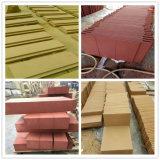 Lastre naturali poco costose dell'arenaria per le mattonelle della parete