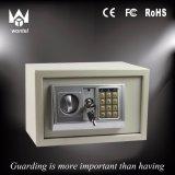 El fabricante suministra la caja fuerte de la computadora portátil del hotel de la seguridad de 20 tallas