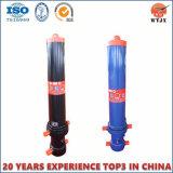 Cylindre hydraulique à simple effet professionnel pour le camion à tombereau/benne basculante