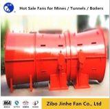Ventilazione del traforo del sottopassaggio dell'elica per il ventilatore di ventilatore della miniera