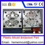Projeto de molde plástico, molde que faz, injeção Servise