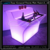 Modern Stylecoffee Shop LED Cafe Commercial Restaurant Bar Counter For Sale