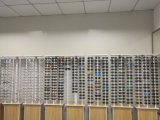Unisex Tortoise Color Frame Promotion Moda Óculos Ópticos