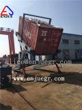 Behälter-Entlader-Maschinen-Kipper China-Enjue elektrischer hydraulischer ineinanderschiebender