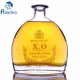 Transparente Glasflasche für 700ml Vsop