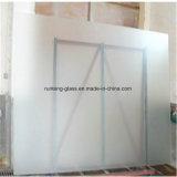 3mmの建物のための超明確で白いフロスティングガラス/曇らされたガラスの/Acid-Etchedガラス