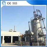 Moinho de papel têxteis resíduos de tratamento de esgotos 250kw Gasifier