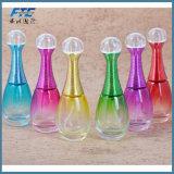botella recargable de cristal vacía colorida del aerosol de perfume 10ml