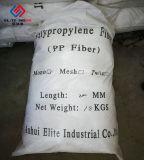 좋은 분산 높은 강인성 고강도 모노필라멘트 12mm 폴리프로필렌 섬유 가격