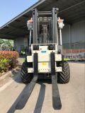 Snsc 2.5 Tonnen-Dieselumdrehungs-Schelle-Gabelstapler